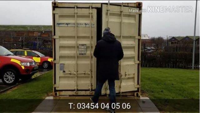 В Великобритании украли контрабандные сигареты