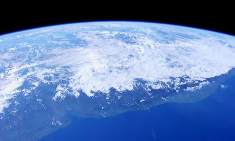 NASA: в стратосфере Земли произошло что-то странное