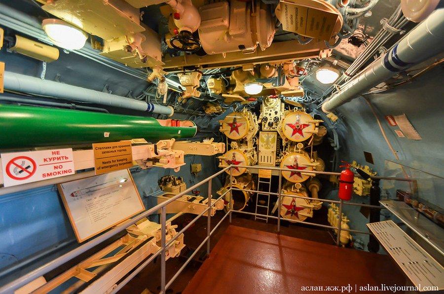 самая комфортабельная подводная лодка
