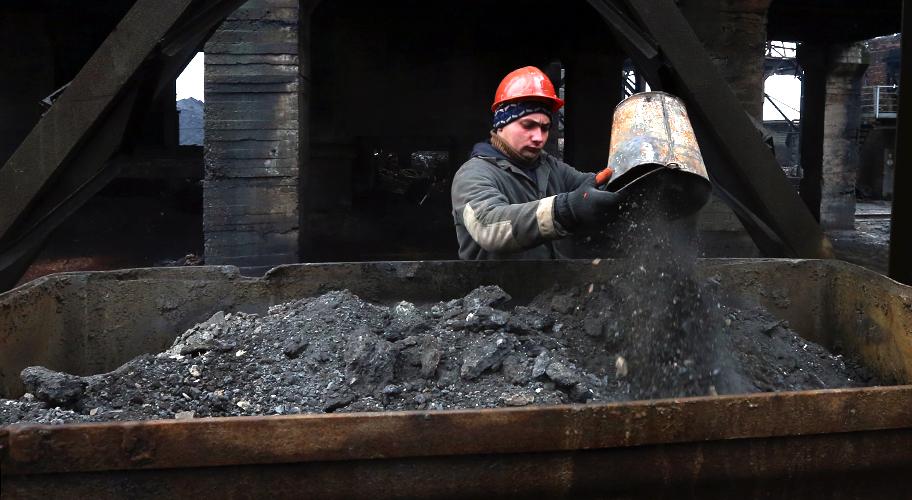 Киев - Донбассу: «Не нужен нам ваш уголь»
