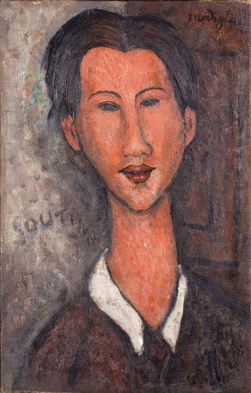 20 картин на выставке Модильяни в Генуе были поддельными
