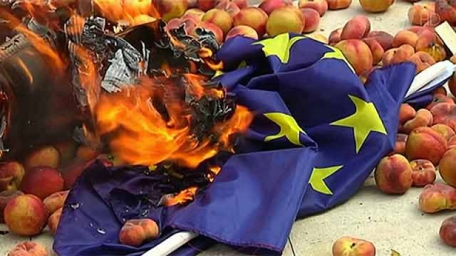 От санкций Европа потеряла вдвое больше России. В чем тут трюк?