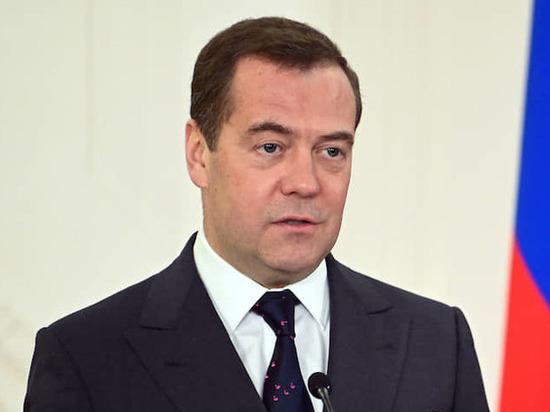 Медведев: у нас с экономикой всё прекрасно!