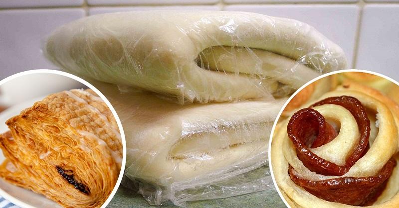Пора отказаться от бутербродов на завтрак - слойки намного вкуснее! 15 минут и готово