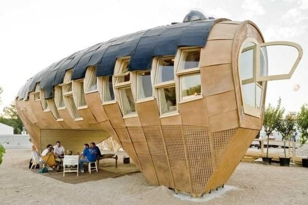 Испанцы придумали дом, который не зависит от коммунальных служб!