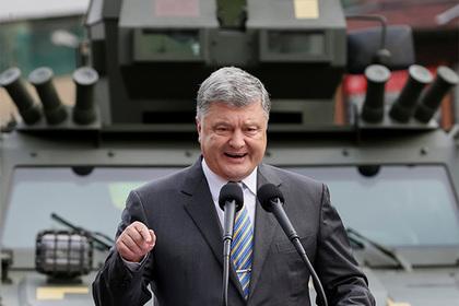 Порошенко объявил себя «президентом мира» и попросил у США оружия. Порошенко назвал сроки возвращения Крыма в состав Украины