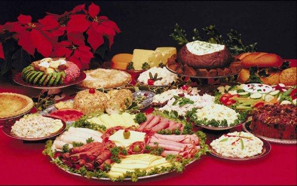 Любимые блюда советских людей