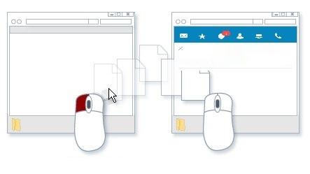 Как отключить перетаскивание в Windows 10, 8.1, 7