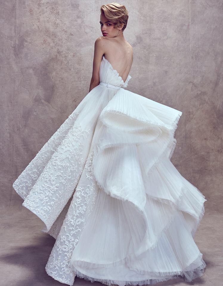 Ангельская нежность свадебной коллекции Ashi Studio