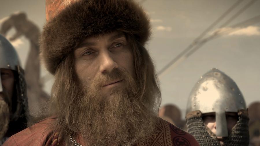 Причём здесь Киев? Скандинав Вещий Олег вообще хотел перенести свою столицу на Балканы.
