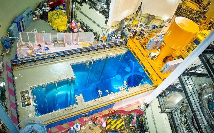 Океан является источником бесконечной атомной энергии