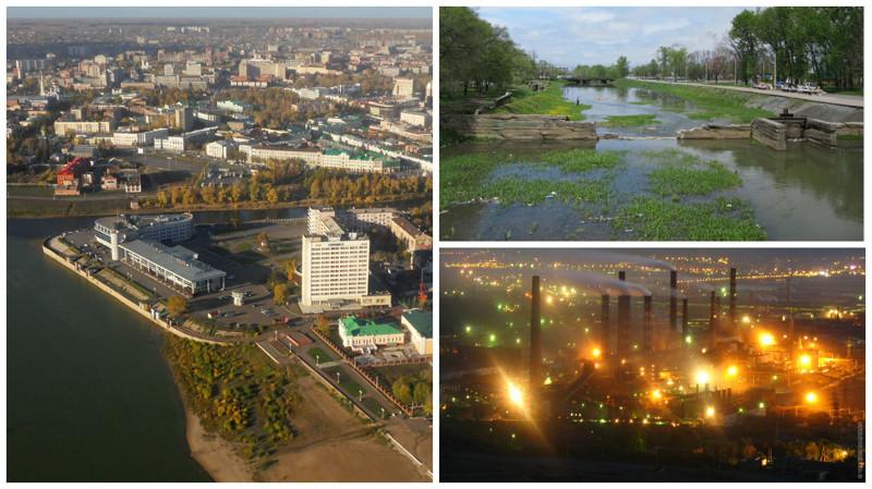 Города России, которые изменились в худшую сторону