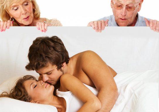 Вмешательство родителей в жизнь молодоженов