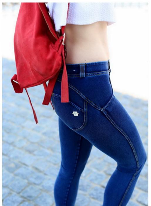 Не хватает объема на бедрах? Вам нужны джинсы пуш-ап: 15 вариантов