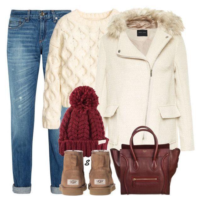 Стильные идеи для модного зимнего образа