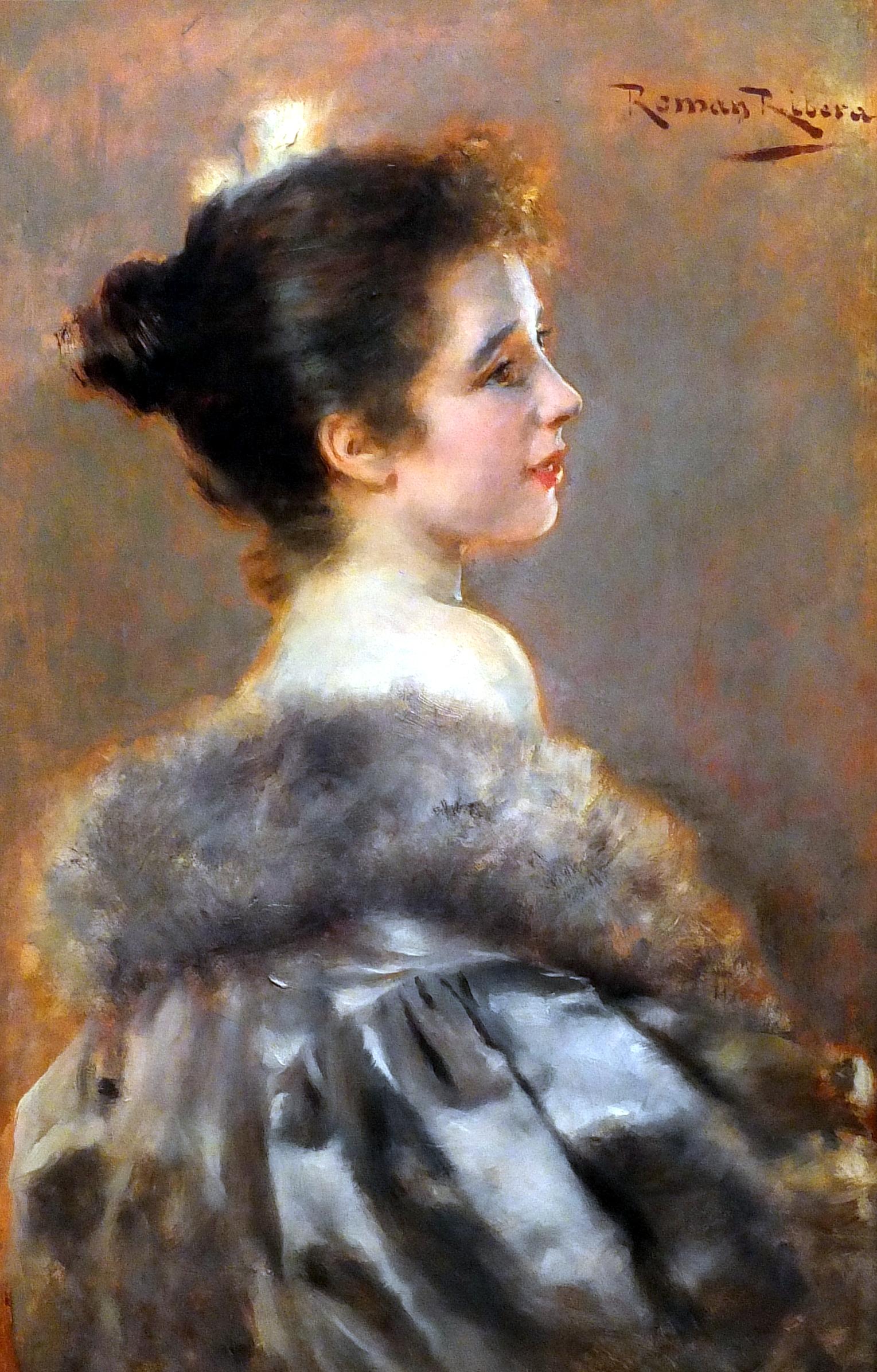 РОМАН РИБЕРА СИРЕРА ( РОМА РИБЕРА) (ROMАN RIBERA CIRERA),1848-1935. ИСПАНИЯ.