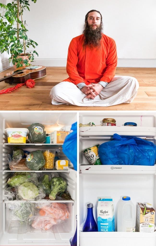 «Покажи мне свой холодильник»: что хранят на кухне разные люди