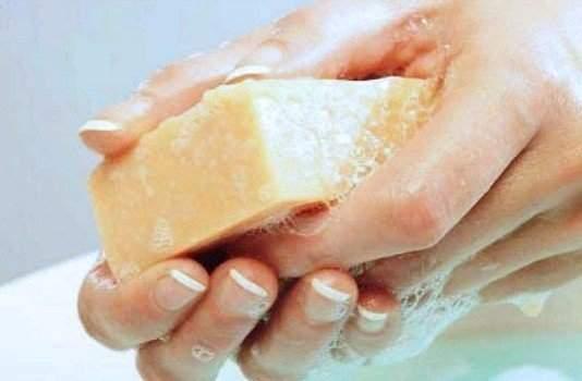 Почему хозяйственное мыло об…