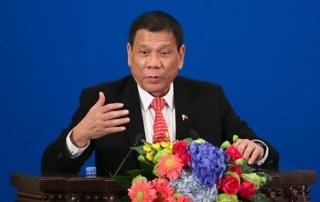 Путин пригласил скандального президента Филиппин в РФ