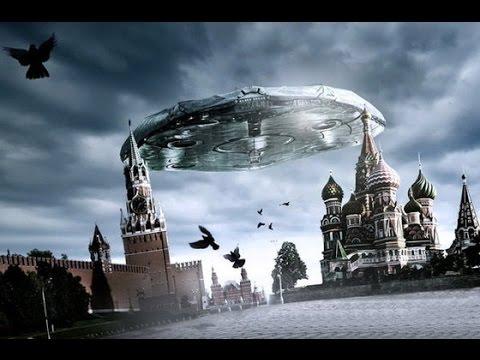 НЛО и вооружённые силы России.