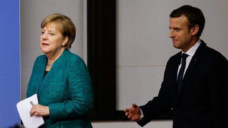 Франция и Германия договорились по «Северному потоку – 2»