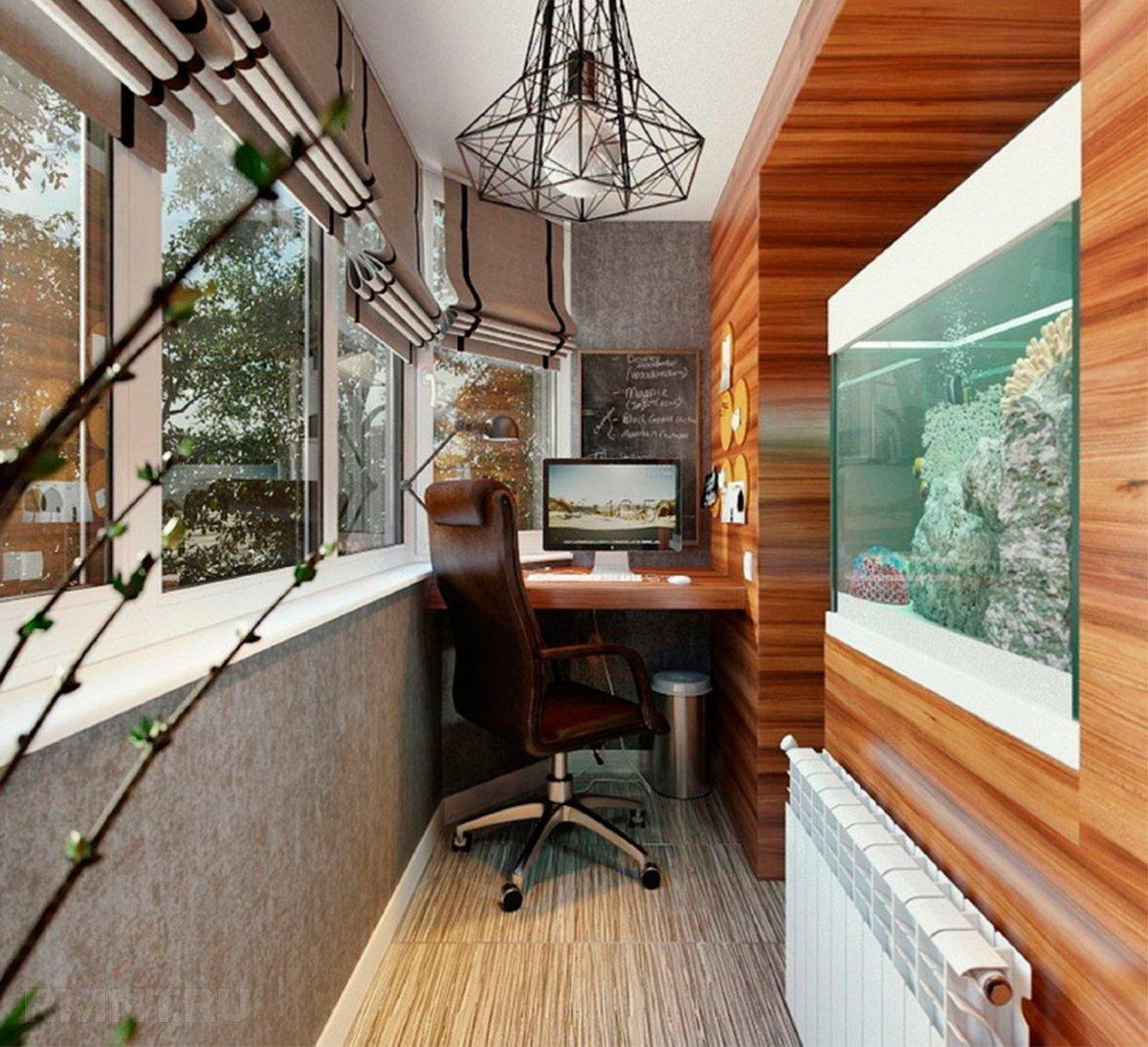 Балконы отделка - интересные идеи фото стильный дизайн вашег.