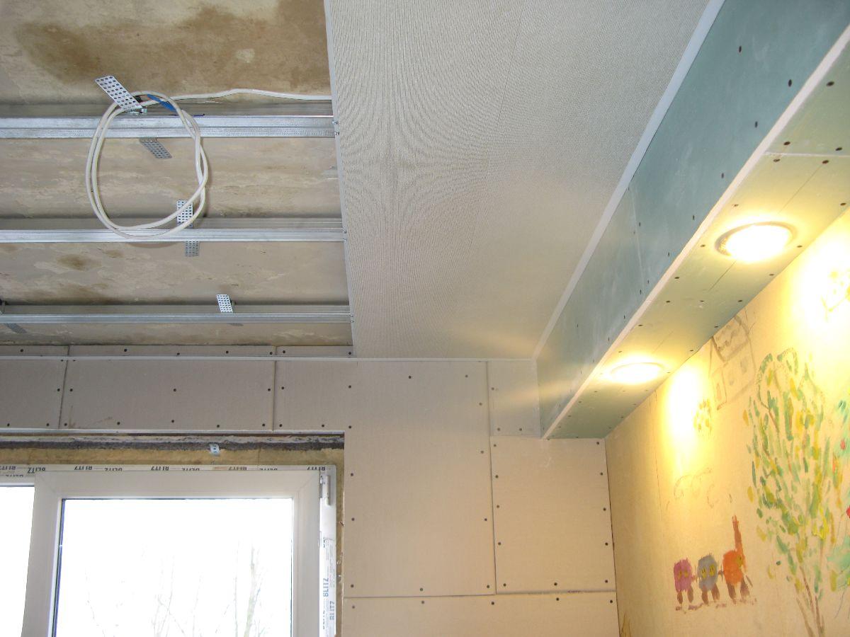 Потолки из пвх панелей своими руками на балконе