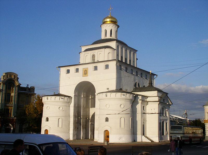 Легенды Владимирской области