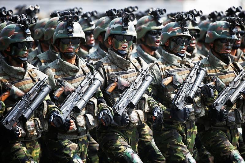 Военный конфликт США и КНДР начнется с ракетных ударов