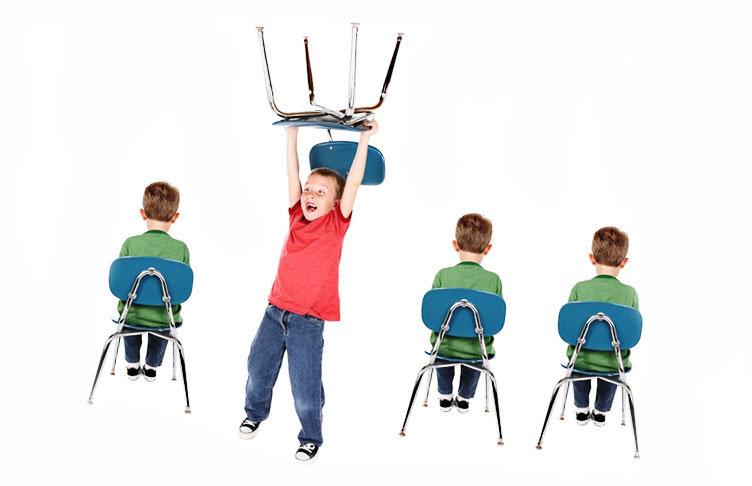 Гиперактивный ребенок! что делать?