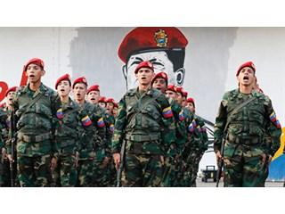 Мятежные генералы и вооруженные банды. Кто решит судьбу Венесуэлы