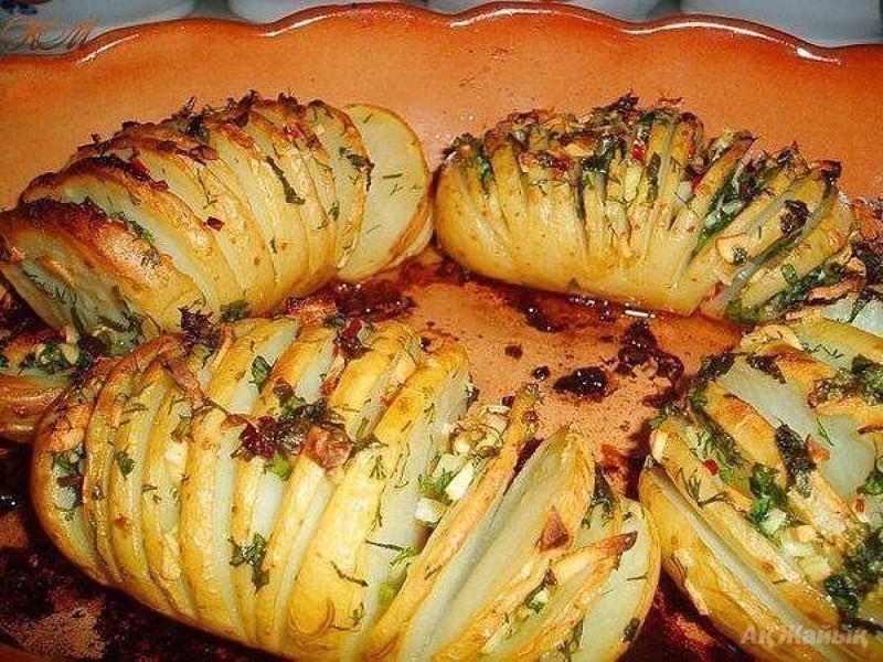 10 лучших блюд из картофеля
