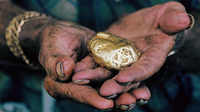 Россия vs США: куда девается золото?