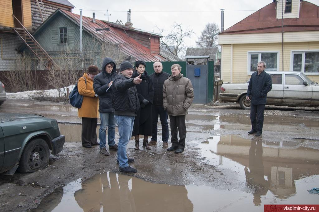 До депутатов дошло, что деньги на ремонт дорог нужны весной
