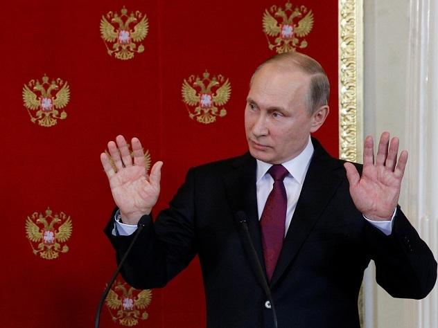 «Скучно, девочки»: фраза Путина взорвала рунет