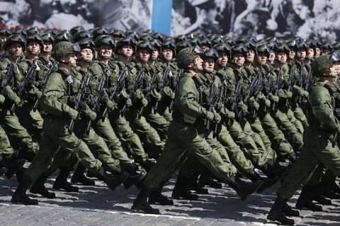 Армия России превращается в имперскую вооруженную силу