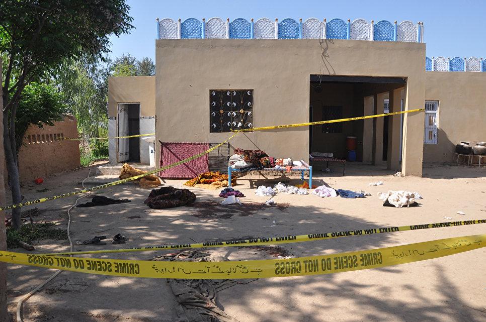 Смотритель храма в Пакистане убил 20 прихожан из-за страха смерти