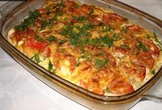Запеканка из кабачков в духовке рецепты поваренок