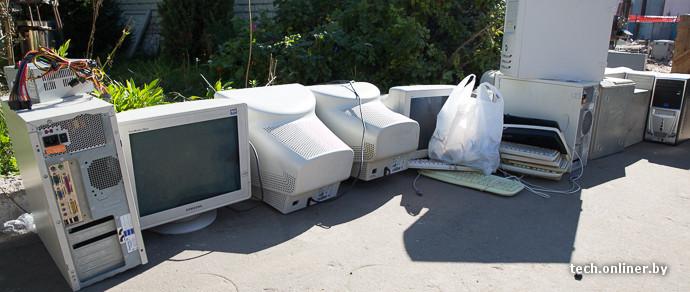 Как в Беларуси добывают золото из старых компьютеров