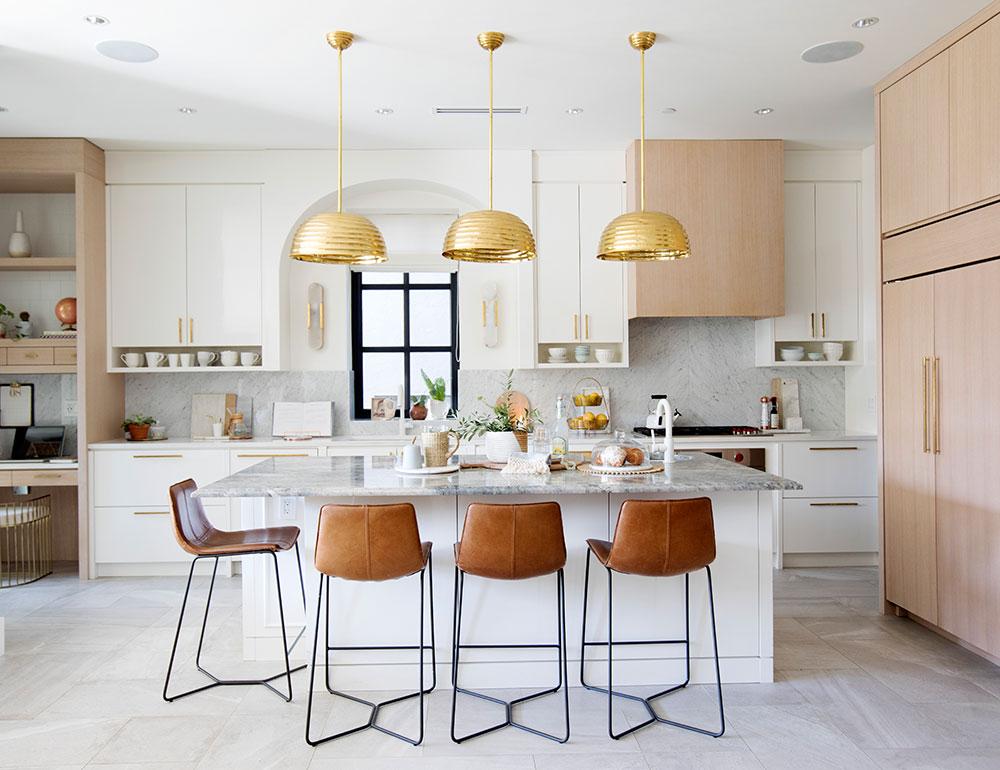 Легкий и уютный современный дизайн от канадской студии Tanya Krpan Design