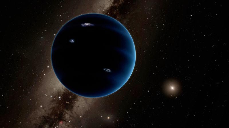 Девятую планету в нашу систему могло притянуть Солнце