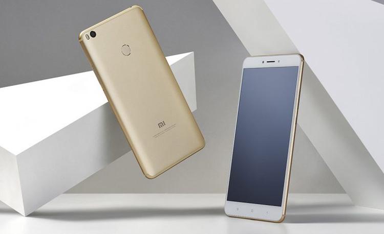 Анонсирован планшетофон Xiaomi Mi Max 2 с 6,44-дюймовым дисплеем