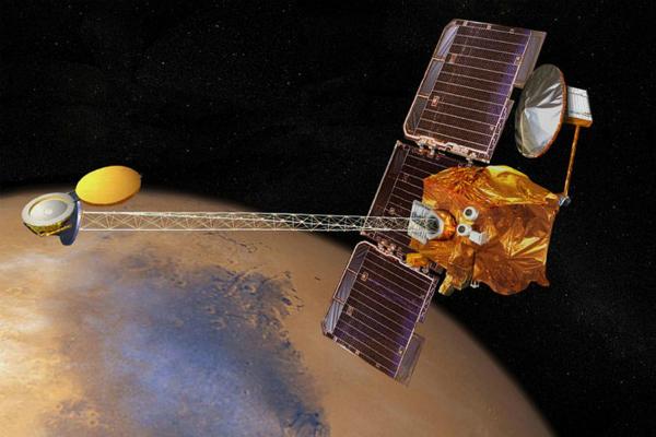 Новые залежи воды найдены на экваторе Марса