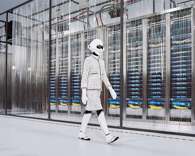 Парижская неделя моды: Chanel, весна-лето 2017