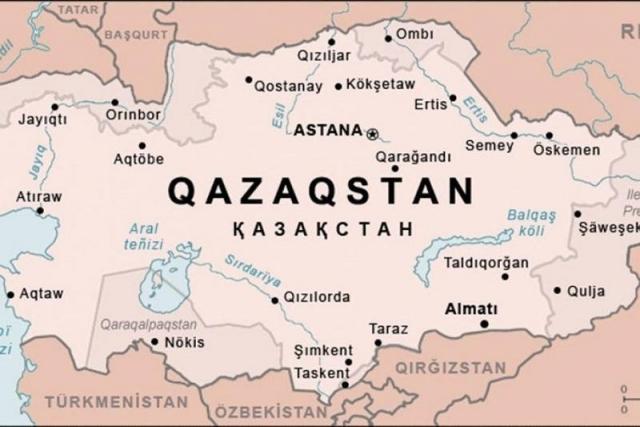 Казахстан предъявил территориальные претензии к России, КНР и Узбекистану?