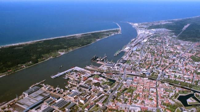 Порт Клайпеды лидирует вПрибалтике поконтейнерным погрузкам