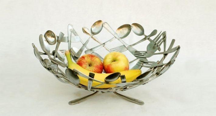 14 супер-идей для создания стильных штучек из старой посуды