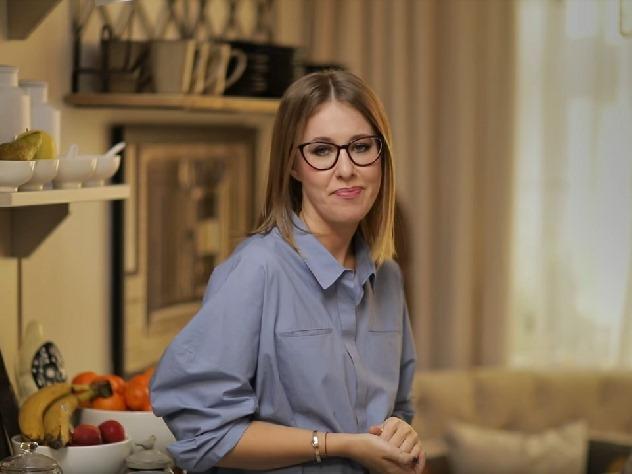 Собчак возмутилась из-за сравнения ее с Перис Хилтон