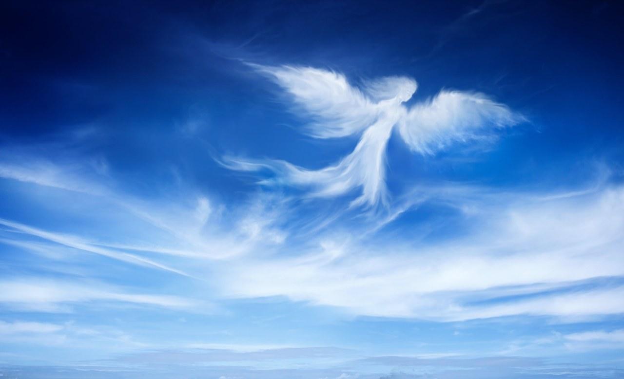 Тяжкий  труд двух ангелов : притча