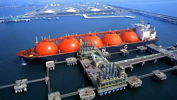 Зачем Россия покупает газ у Сингапура?